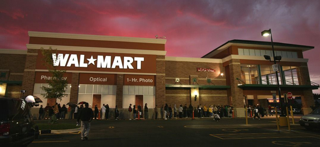 Walmart Black Friday Tablet Sales