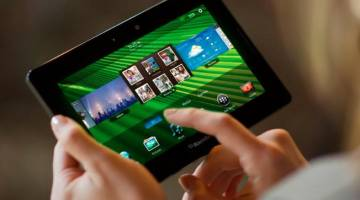 BlackBerry Playbook BlackBerry 10