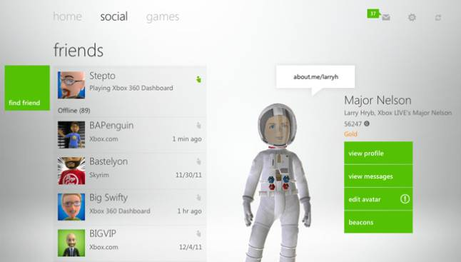 Xbox Live iOS Android Games