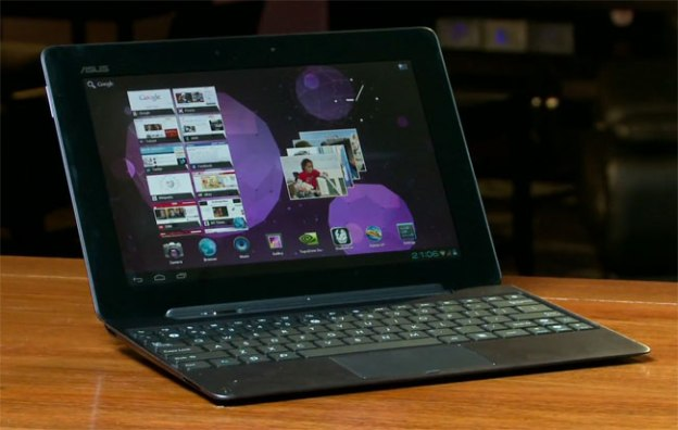 ASUS Transformer Jelly Bean Update