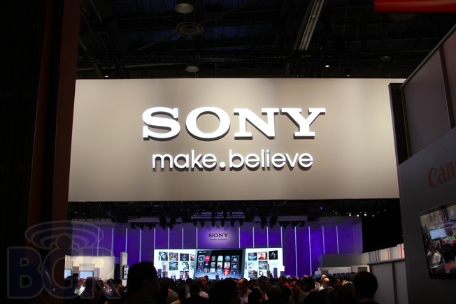 Sony Reports Record Annual Loss