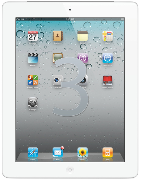 iPad 3 with FaceTime HD, iPad 2 to $299
