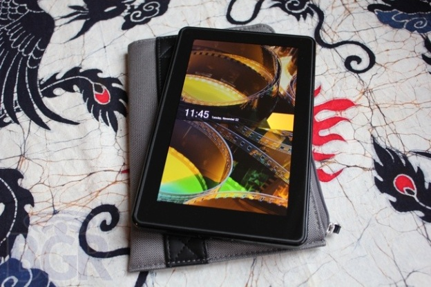 Amazon 10-inch Kindle Fire Launch