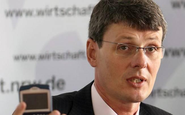 Thorsten Heins Interview RIM