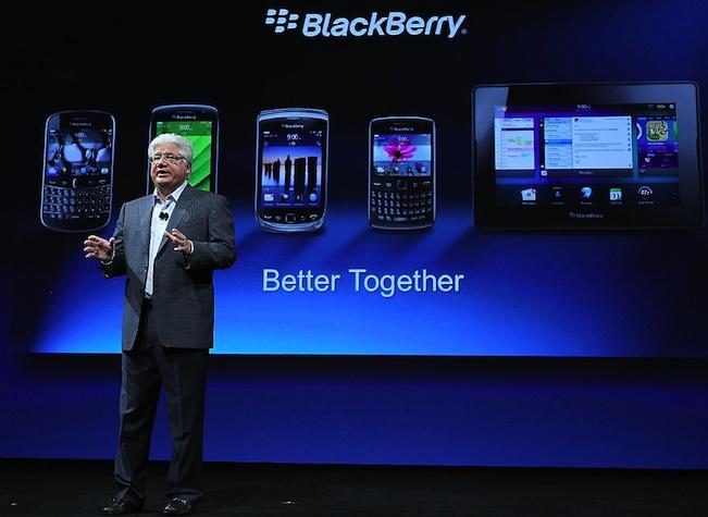 BlackBerry Manufacturing Partner Jabil Circuit