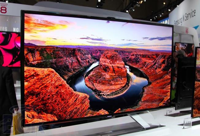 Samsung LG LCD TV Sales