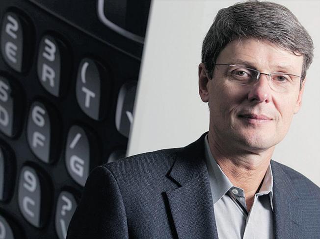 BlackBerry Fairfax Deal