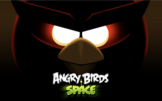 Angry Birds Space hits 50 million downloads