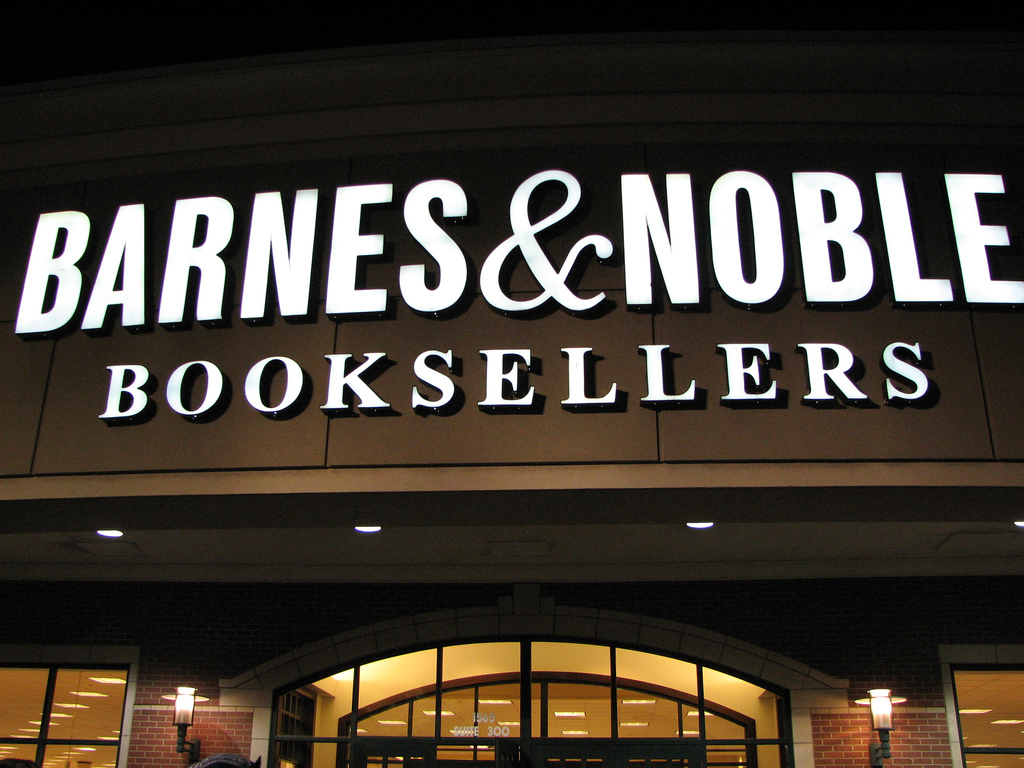 Barnes And Noble Christmas Earnings Analysis