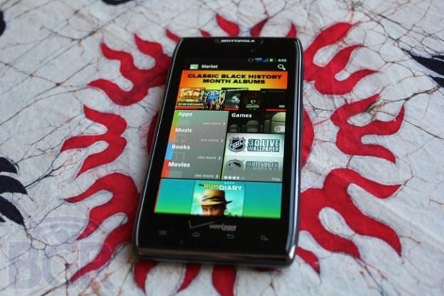 Motorola Droid RAZR HD Release Date