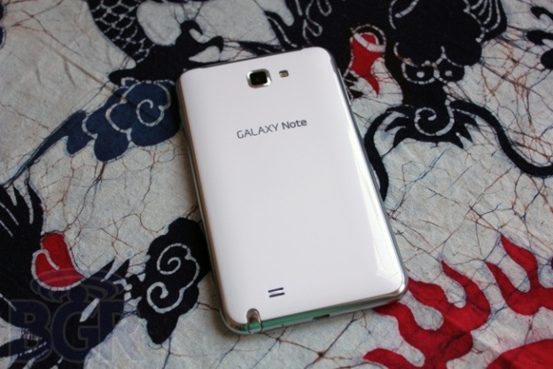 Galaxy Note II Release Date Rumor