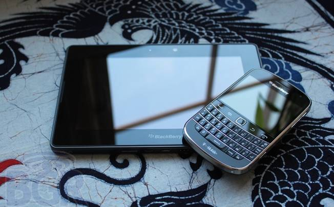 BlackBerry CEO Heins