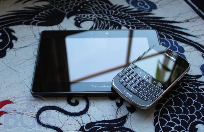RIM BlackBerry 10 Failure