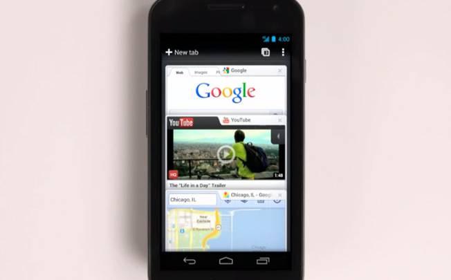 Chrome Mobile Market Share