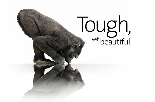 Corning Gorilla Glass Cars