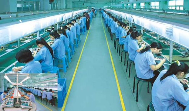 iPhone 5 Production China