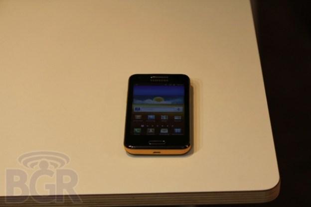 Samsung galaxy beam hands on bgr for Samsung beam tv