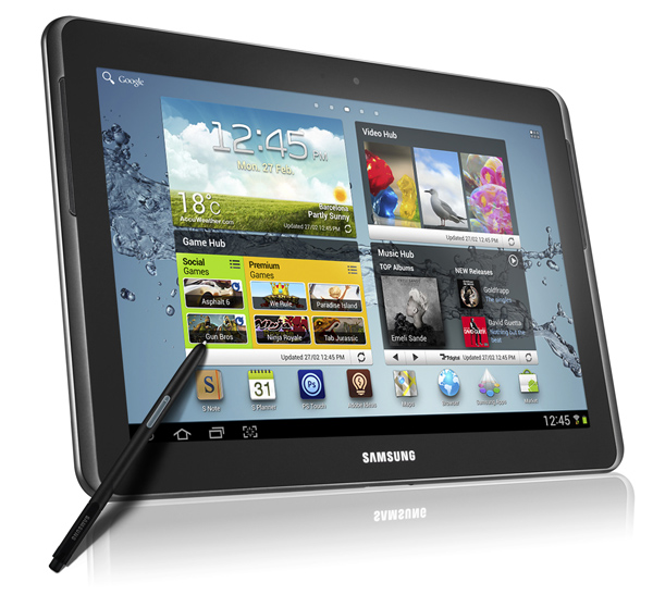 Samsung Galaxy Note 10.1 Release Date