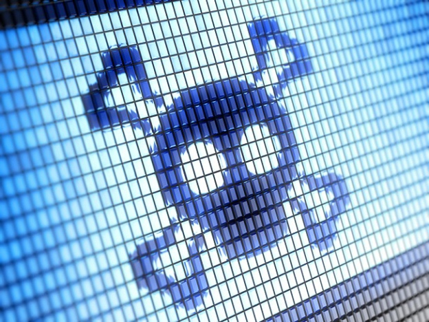Android malware found on numerous websites
