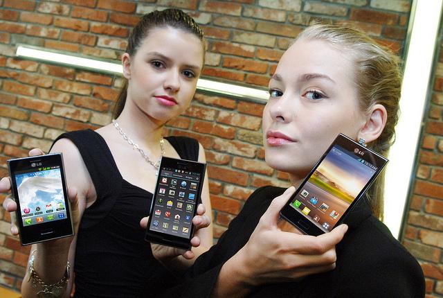 LG Optimus UI Android 4