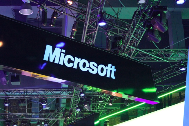 Microsoft Windows Market Share July 2012