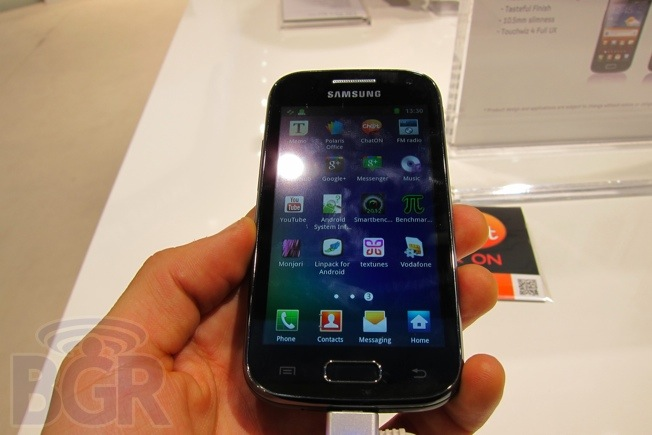 Samsung Blaze 4G Post Header Image