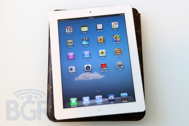 Apple Fourth Generation iPad