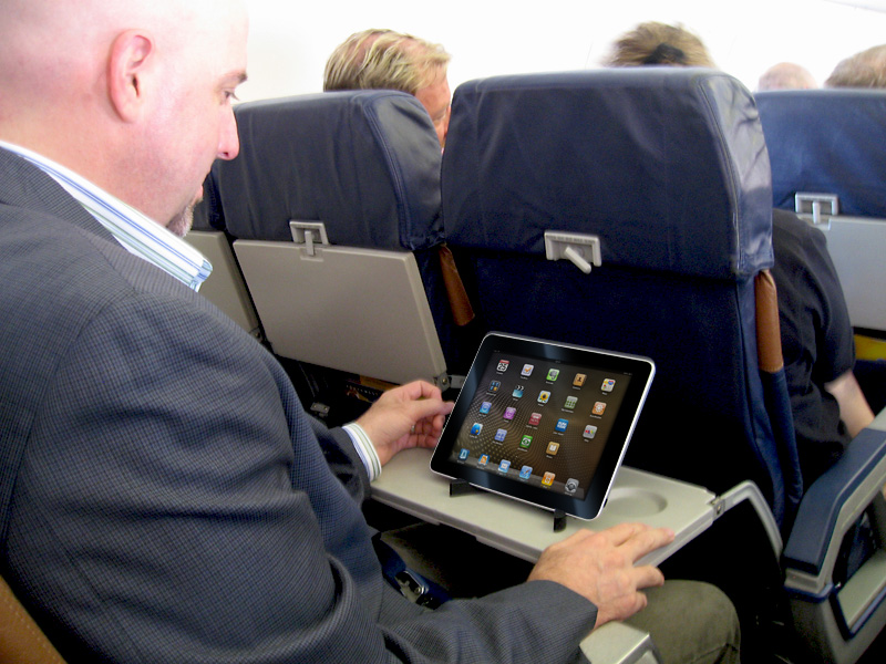 In-Flight Wi-Fi Hack