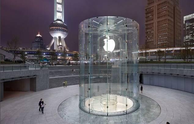 Apple Stores Sales