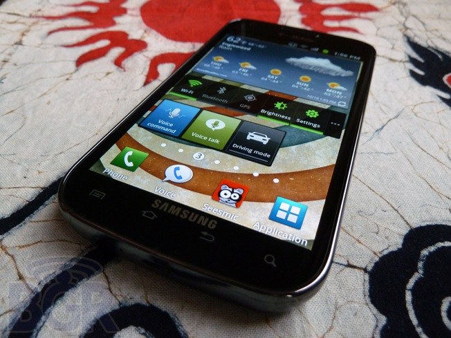 MTS Q1 2012 Report Apple Samsung