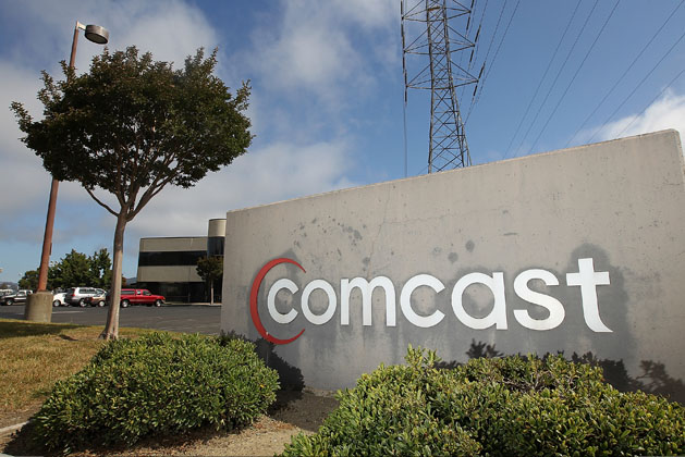 Comcast Six Strikes Policy