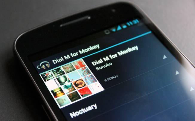 Google Music-Streaming Service