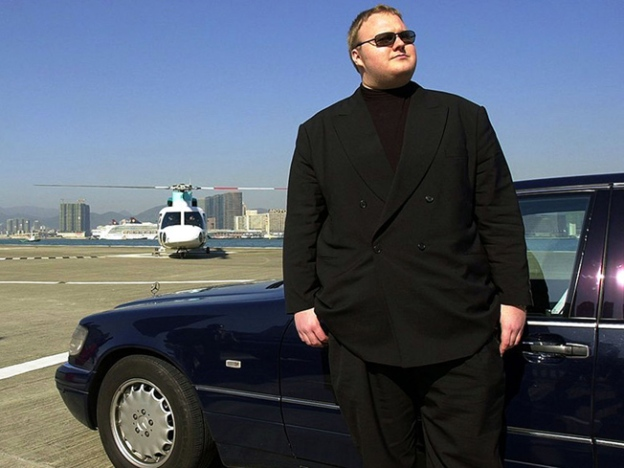 Kim Dotcom Attacks Obama