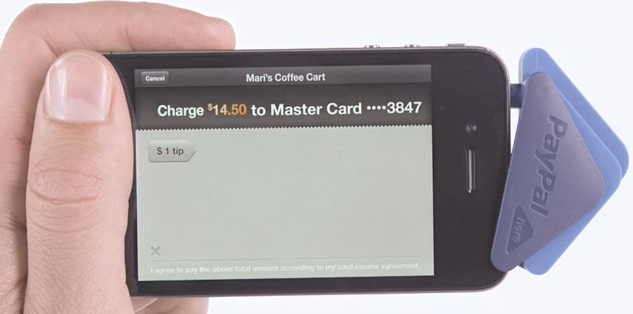 Apple PayPal Mobile Payments