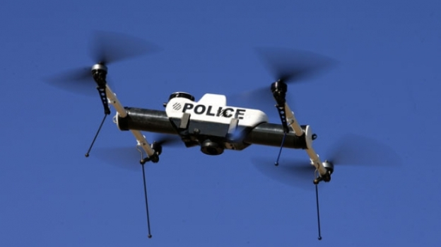 Domestic Spy Drones