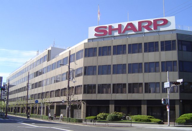 Sharp Foxconn Investment