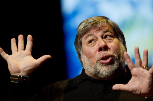 Steve Wozniak Cloud Computing