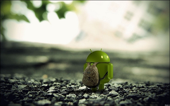 Android Spam Botnet Discovered