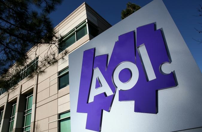 AOL Decline