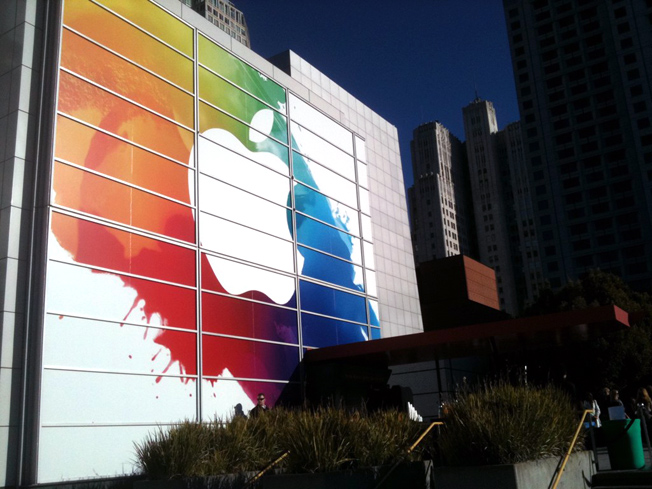 Apple Most Admired Company 2013