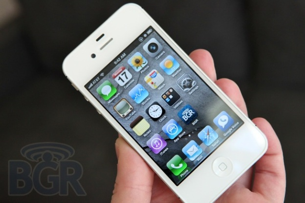 iPhone BlackBerry Sales Numbers