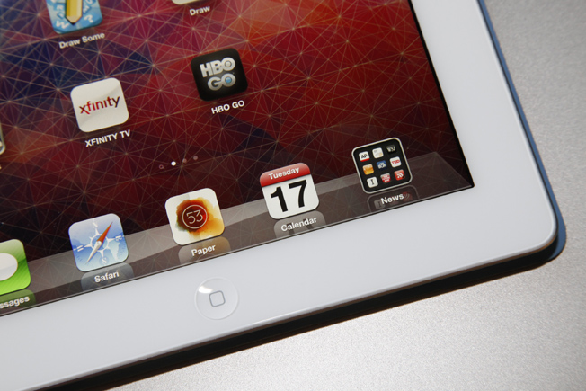 iPad Fourth Generation