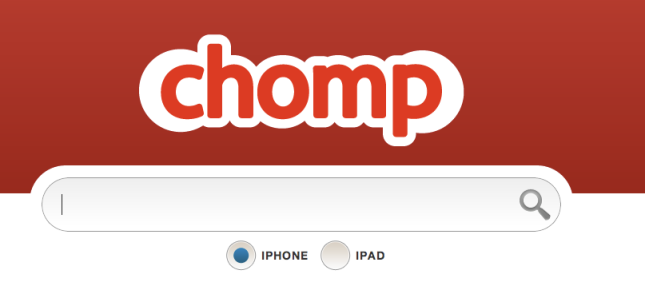 Chomp For Android Discontinued