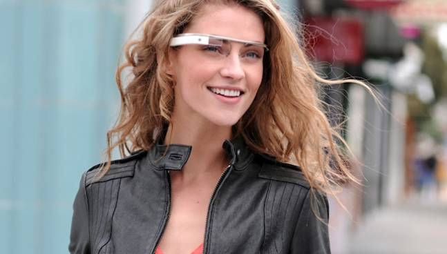 Google Project Glass Video