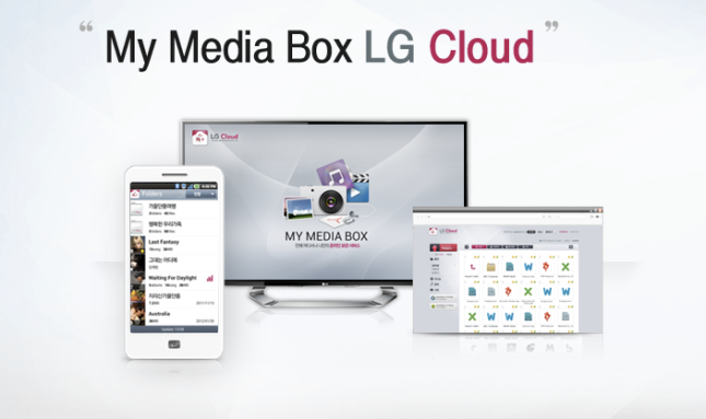 LG Cloud takes aim at Apple's iCloud