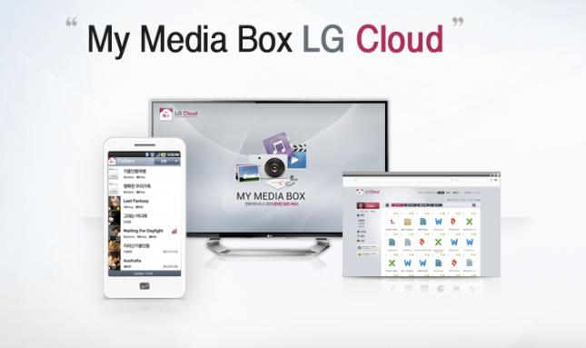 LG Cloud takes aim at Apple's iCloud