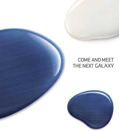 Galaxy S III announcement