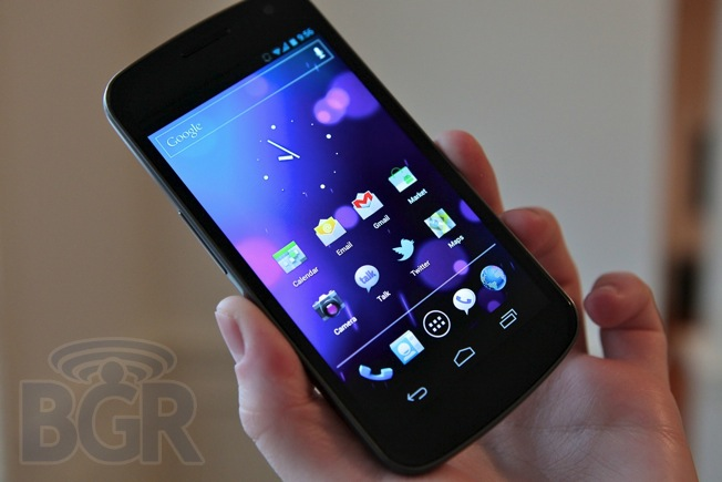 Galaxy Nexus Sales Resume