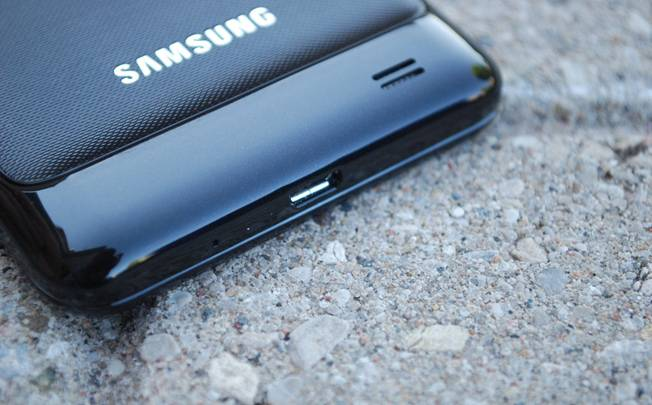 Samsung Apple Components Shift