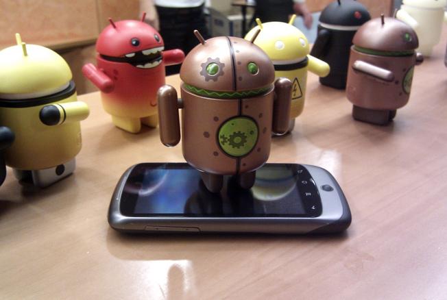 Android 4.0 ICS Adoption July